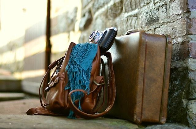 Walizka i torba
