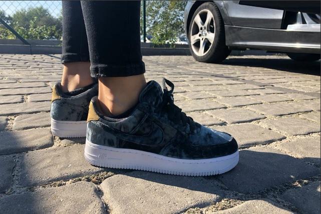 5 popularnych modeli butów Nike Air Force