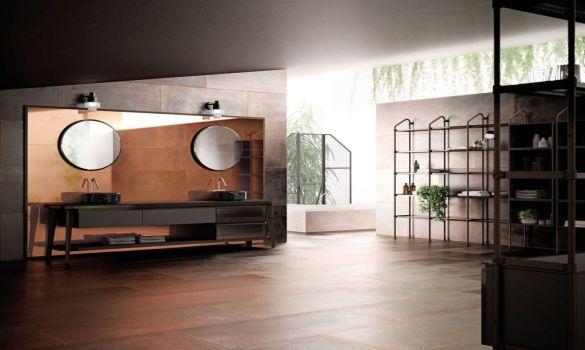 wnętrze prosto z salonu łazienek