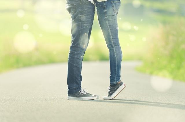 Kobieta i mężczyzna razem
